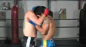 Клинч в тайской боксе (муай тай) - Борьба и броски