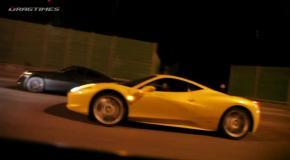 Aston Martin DBS vs Audi RS6 and Audi RS6 vs Porsche 911 Turbo vs Ferrari 458undefined