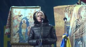 """Ірина Фаріон: """"Кожна держава держиться на свідомості своїх громадян"""""""