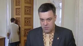 """Олег Тягнибок про повернення Межигір'я та скасування """"мовного"""" закону"""