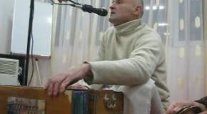 Бхактипада пр Нарасимха пранама