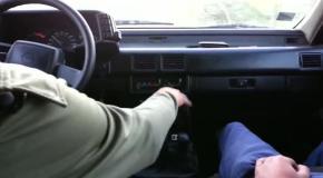 Opel Frontera  Осмотр и ходовые испытания  Авто из Латвии