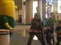 Банановый ужас