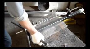 Станок Твистер для холодной ковки металла