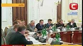 Ющенко ушёл в оборону