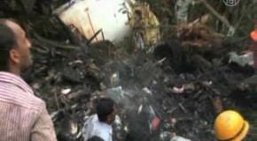В Индии расследуют причины авиакатастрофы