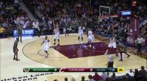 Топ-10 моментов NBA за 2 декабря 2014
