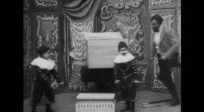 ФАНТАСМАГОРИЧНІ ІЛЮЗІЇ - ЖОРЖ МЕЛЬЄС