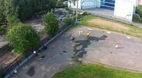 Дрони с Ваней Выше Крыши