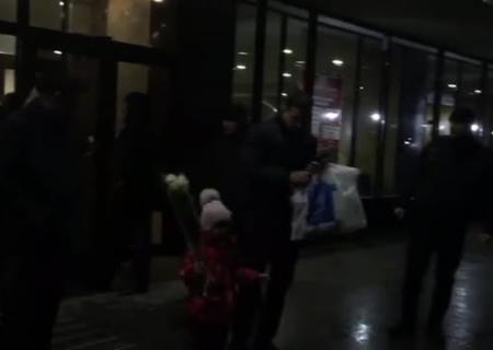 Красная краска и«минирование»: вЧернигове пытались сорвать концерт Лободы