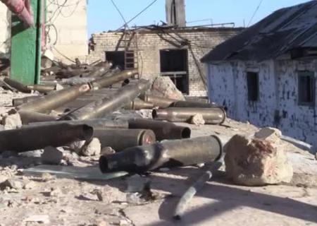 Вечером из«Градов» обстреляли позиции ВСУ под Мариуполем— штаб АТО