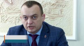 В Луцке обстреляли польское консульство