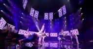 Ведущие Евровидения отожгли гопаком под еврохиты