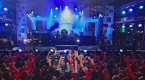 Papa Roach - ..Live  Jimmy Kimmel Show 2006
