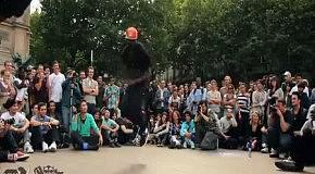 Red Bull Beat It - танцевальный батл в Париже
