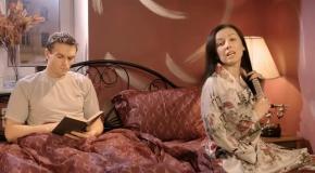 Вечная тема в видео ролике «Супруги»  для Трамонтины - рекламное агенство Киев, видеосъемка, монтаж видео, постпродакшен, создание клипа, производство видеороликов