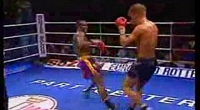 Ramon Dekkers Vs Gilbert Ballantines