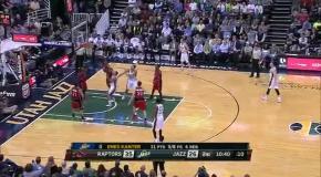 Топ-10 моментов NBA за 3 декабря 2014