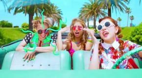 E-girls - E G  Summer Rider