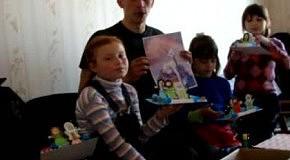 Даже дети знают  что такое Пасха