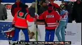 Watts Zap Best - Смешные моменты в спорте (4.01.2010)