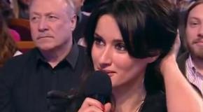 Тина Канделаки отожгла, говоря финальную речь