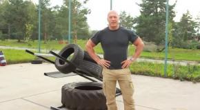 Тренировка с Eddie Avakoff