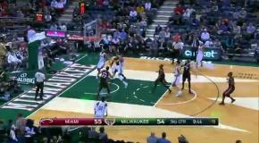 Топ-10 моментов NBA за 5 декабря 2014