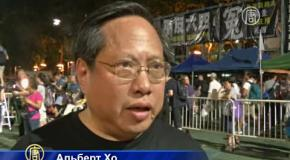 В Гонконге почтили память жертв бойни на Тяньаньмэнь