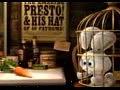 Presto - Pixar (2008) - небольшой мультик от Pixar