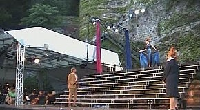 "Вера Трифанова: ария Koenigin der Nacht ""O Zittre Nicht"", Моцарт, опера Волшебная Флейта, колоратурное сопрано"