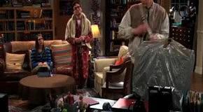 Теория Большого Взрыва / The Big Bang Theory 5 сезон 3 серия (Кураж-бамбей)