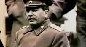 Оказывается у Сталина было чувство юмора...