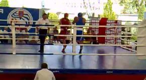 турнир С.Трестина, 69 кг, Уктамов - Даминбаев
