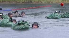 Соревнования разведгрупп спецназа