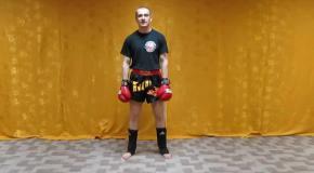 Тайский бокс  Лоу кик тайцев и переход на хай кик