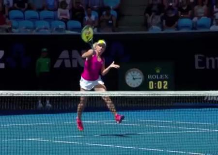 Дарья Касаткина посеяна натурнир Australian Open 2017 под номером 23