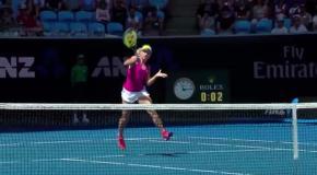 Australian Open: Промо