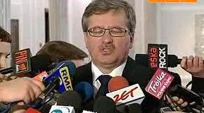 В Польше продолжается семидневный траур