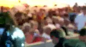 Киркоров ударил поклонницу по лицу