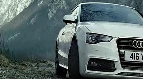 Сказка о гадком утенке на новый лад от Audi