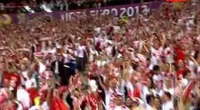 Польша - Россия (1-1, Блащиковски 57)