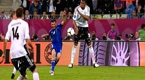 Германия - Греция (4-2, Салпингидис 89, с пен.)