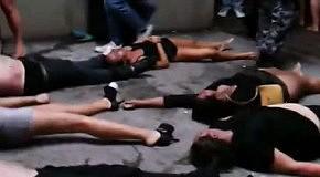 Видео из бразильского ночного клуба в котором погибли 245 человек