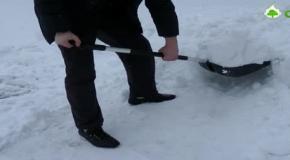 Лопата для уборки снега Fiskars 142070