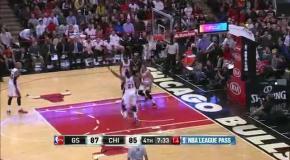 Топ-10 моментов NBA за 6 декабря 2014