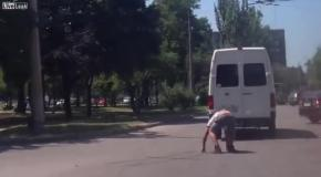 В Украине найден настоящий Терминатор
