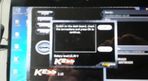 Прошивка Audi A6C6 BRE 2 0TDI программатором Kess V2 2 15 + Chip Ratkov