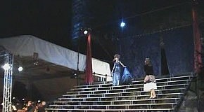 "Вера Трифанова:ария Koenigin der Nacht ""Der Hoelle Rache"", Моцарт, опера Волшебная Флейта, колоратурное сопрано"