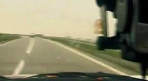 На трассе богатенькие ребята разбили Rolls Royce Phantom